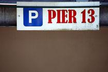 Pier 13 von Bastian  Kienitz