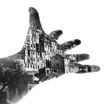 Photo Print Hand by Russell Bevan Photography
