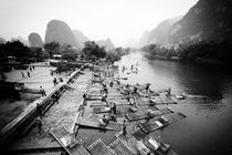 Yangshuo, Guangxi, China by Eva Stadler