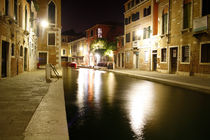 Little Canal in Venice, Italy von Freddy Olsson