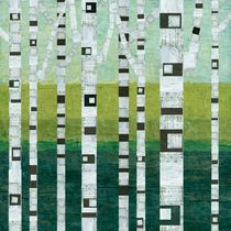 Beach Birches by Michelle Calkins