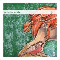 Hello Winter 3 by Julia Baraniecka