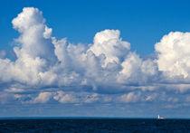 Clouds over the Sea by Vitya Lyagushkin