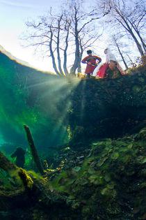 Living Legends of the Caucasus by Vitya Lyagushkin