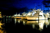 boats at night by digidreamgrafix