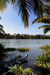 Kerela Backwaters. by Tom Hanslien