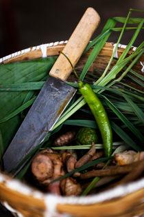 Fresh Garden Produce. von Tom Hanslien