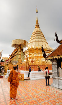 Doi Suthep, Chiang Mai. by Tom Hanslien