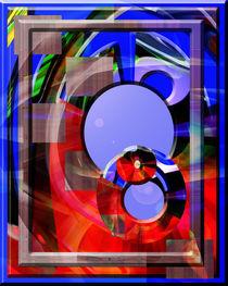 Abstract Art 03350907 von Boi K' BOI