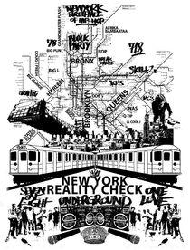 New York Reality Check by Aleks Skrok