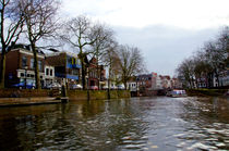 Oude Gracht by Pravine Chester