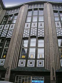 Berlin - Fassade der Hackeschen Höfe (2) von Eva-Maria Di Bella