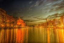 Duisburger Innenhafen von augenblicke