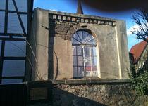 Überreste einer alten Mauer in Warburg, Westfalen von Eva-Maria Di Bella