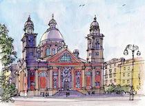 Chiesa a Carignano (Genova) von Luca  Massone