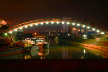 Duisburg Außenhafen von augenblicke