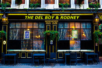 The Del Boy and Rodney Pub by David Pyatt