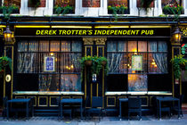 Derek Trotter's Pub by David Pyatt