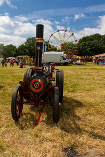 Model Steam Engine  by Christopher Kelly