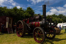 Steam engine by Christopher Kelly