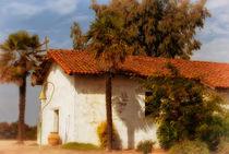 Mission Soledad by Mary Lane