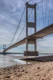 The Severn Bridge von David Tinsley