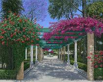 Cadiz Garden von Richard Harpum