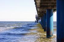 Unter der Brücke by Bastian  Kienitz