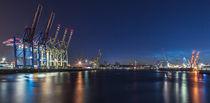 Lights of the Harbour von Moritz Wicklein