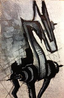 Trojan horse von Dora Vukicevic