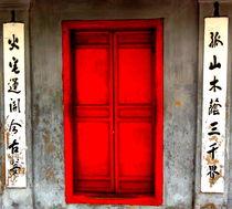 Red Door by tapinambur