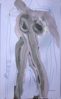The Nude by Reiner Poser