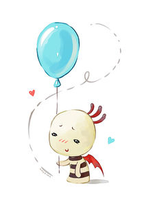 Balloon 2 by freeminds