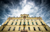 Prag, Erzbischöfliches Palais, Prager Burg by Matthias Hauser