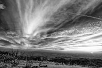 Sonnenuntergang auf der Hornisgrinde by Walter Layher