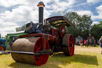 Steam roller by Christopher Kelly