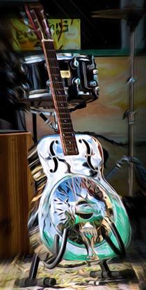 Dreamguitar by Uwe Karmrodt