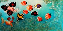 Tropische Fische von anowi