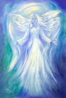 Engel der Liebe - Engelbild von Marita Zacharias