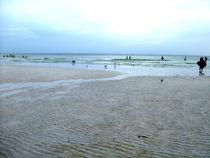 High Tides on the Beach von skyler