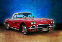 Little Red Corvette by Stuart Row