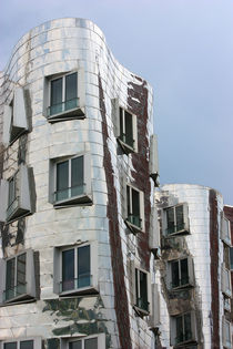 silver Gehry by meleah