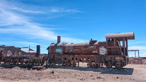 Train Cemetery, Salar de Uyuni part 7 by Steffen Klemz