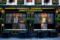 Chris's London Pub by David Pyatt