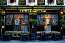David's London Pub von David Pyatt