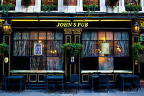 John''s Pub by David Pyatt