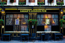 Sarah's London Pub by David Pyatt