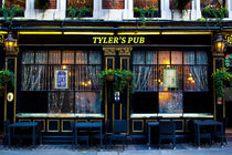 Tyler's Pub by David Pyatt