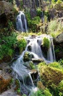 Wasserfall von retina-photo