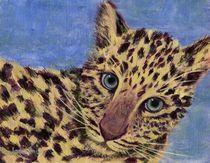 Spotted Cat von Jamie Frier